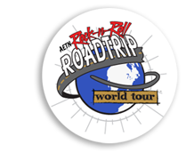 Rock'n'Roll roadtrip logo